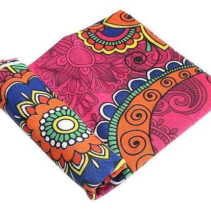 Dámský šátek pro sport - 2 varianty