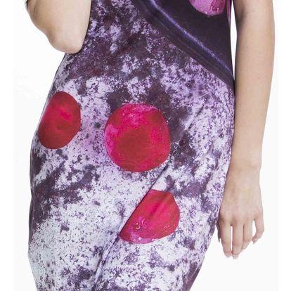 Culito from Spain barevné šaty Cerezas - L