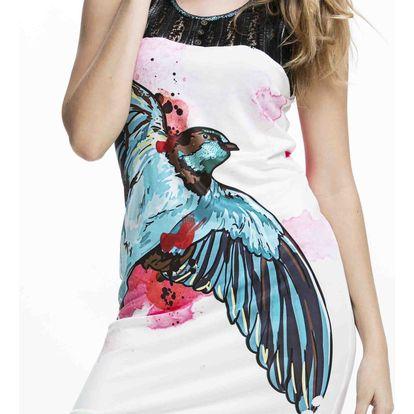 Culito from Spain barevné šaty Golondrina - M