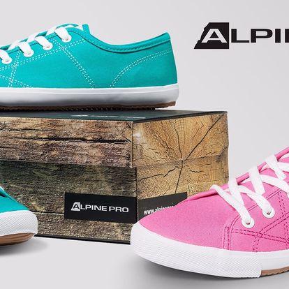 Moderní městské dámské tenisky Alpine Pro