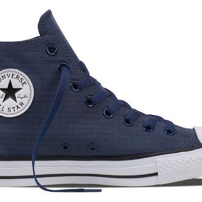 Converse tmavě modré pánské tenisky Ctas Hi Athletic Navy/White/Black - 45