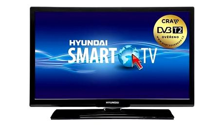 Televize Hyundai FLN 22TS382 SMART černá + Doprava zdarma