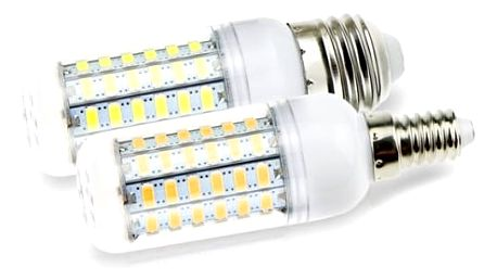 LED žárovka 5W - závity E27 E14 B22