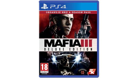 Mafia III - Deluxe Edition (PS4)