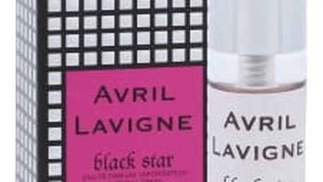 Avril Lavigne Black Star 10 ml parfémovaná voda pro ženy