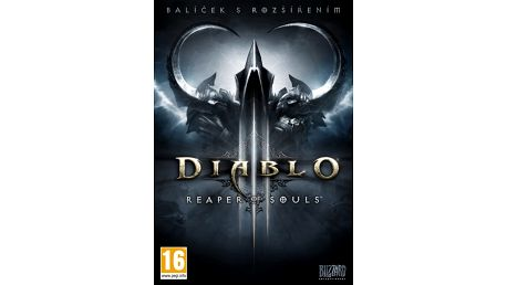 Diablo 3: Reaper of Souls - PC - PC - 5030917141010