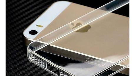 Silikonový zadní krtyt pro iPhone 5/5s