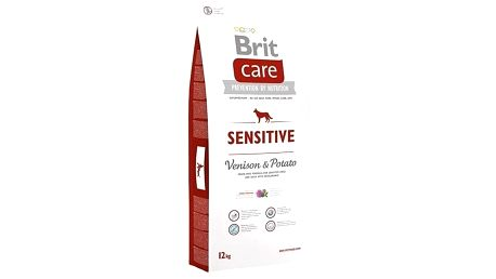 Granule Brit Care Dog Sensitive Venison & Potato 12 kg + Doprava zdarma