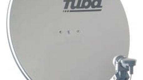 FUBA parabola 80Al, šedá - PA80FUALGREY