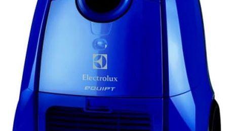 Vysavač podlahový Electrolux Equipt EEQ15 modrý