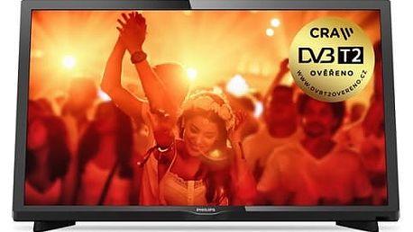 Televize Philips 22PFS4031/12 černá