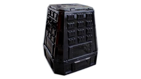 Kompostér Prosperplast Evogreen 630 l (IKEV630C) černý + Doprava zdarma