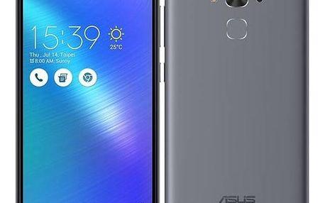Mobilní telefon Asus ZenFone 3 Max ZC553KL (ZC553KL-4H033WW) šedý Software F-Secure SAFE 6 měsíců pro 3 zařízení (zdarma) + Doprava zdarma
