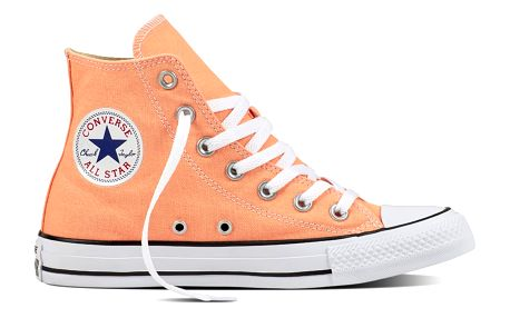 Converse lososové kotníkové boty Chuck Taylor All Star Ctas Hi - 39