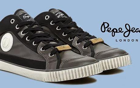 Pánské boty značky Pepe Jeans ve velikostech 43 a 45