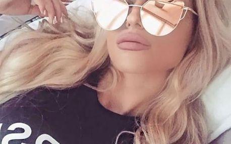Moderní sluneční brýle pro ženy