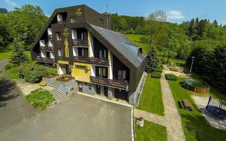 Star hotel Benecko *** - letní pobyt s polopenzí a animačným programem pro děti pro dva + dítě zdarma