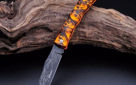 Skládací nůž s atraktivní rukojetí - 8 variant