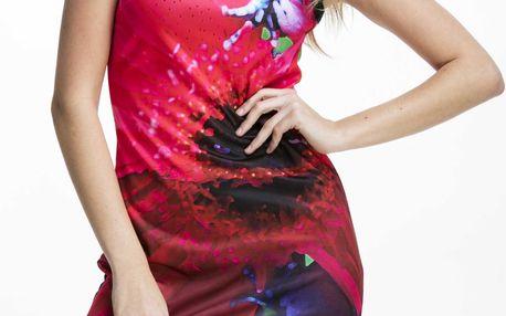 Culito from Spain růžové šaty Rana - M