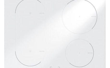 Indukční varná deska Mora Premium VDI 645 FFW bílá