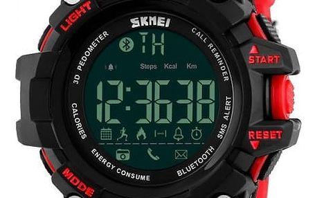 Chytré digitální hodinky - 3 barvy