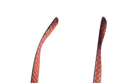 Sluneční brýle hnědé UV 400 SB0047-08
