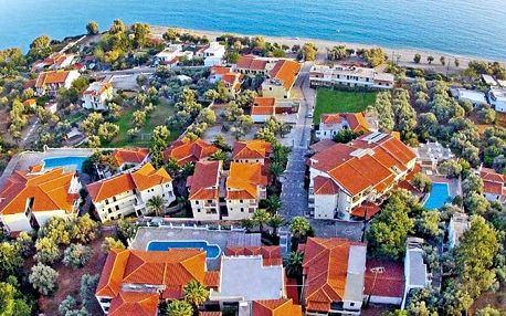 Hotel Kampos Village Resort, Samos, Řecko, letecky, all inclusive