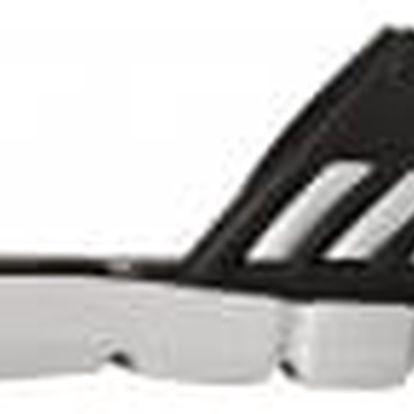 Dámské nazouváky adidas adipure CF W 39 CBLACK/FTWWHT/CBLACK