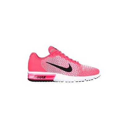 Dámské tenisky Nike WMNS AIR MAX SEQUENT 2 39 HOT PUNCH/BLACK-WOLF GREY-WHIT