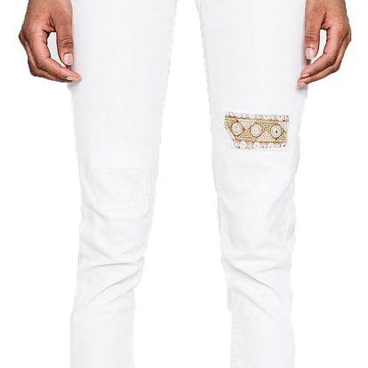 Desigual bílé džíny Dreams 5 - 31