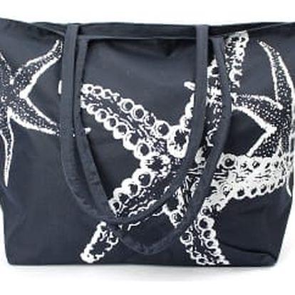 Stylová dámská plážová taška SEA STAR