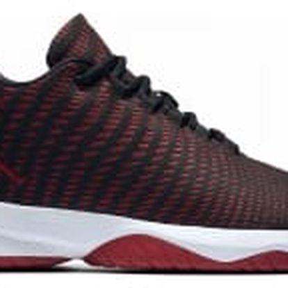 Pánské basketbalové boty Jordan B. FLY 45 BLACK/GYM RED-DARK GREY-WHITE