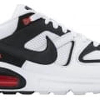 Pánské tenisky Nike AIR MAX COMMAND 45 WHITE/BLACK-MAX ORANGE