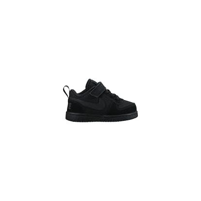 Dětské tenisky Nike COURT BOROUGH LOW (TDV) 21 BLACK/BLACK