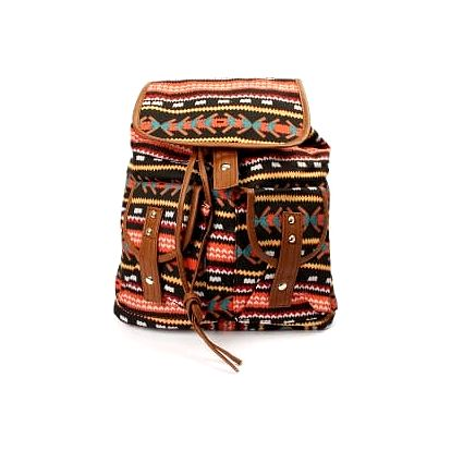 Stylový dámský batoh BLACK CLICK
