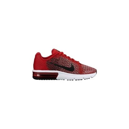 Dětské tenisky Nike AIR MAX SEQUENT 2 (GS) 39 UNIVERSITY RED/METALLIC SILVER