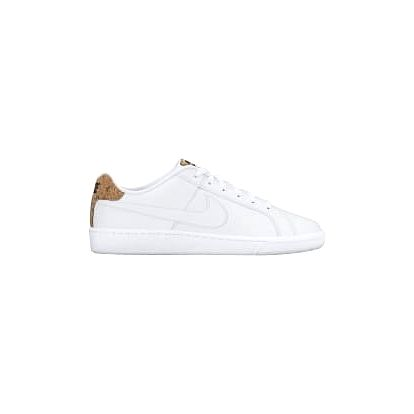 Pánské tenisky Nike COURT ROYALE PREM 44 WHITE/WHITE-BLACK