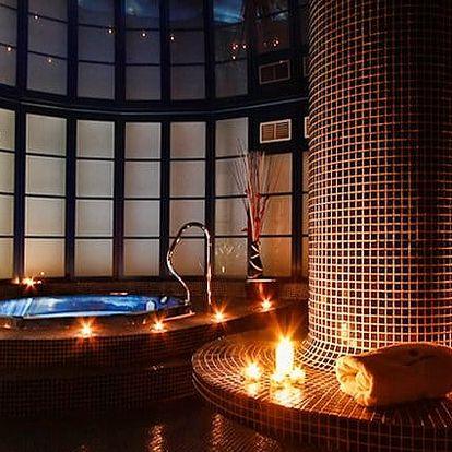 2denní wellness pobyt pro 2 s polopenzí v hotelu Morris v České Lípě