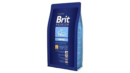 Granule Brit Premium Dog Puppies 3 kg