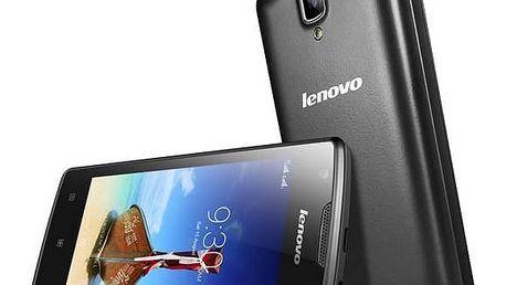 Mobilní telefon Lenovo A1000 DualSIM (PA1R0033CZ ) černý Software F-Secure SAFE 6 měsíců pro 3 zařízení (zdarma)
