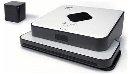 Robotický mop iRobot Braava 390 Turbo bílý