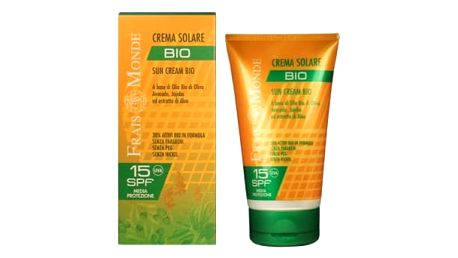 Frais Monde Sun Cream SPF15 150 ml opalovací přípravek na tělo pro ženy