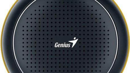 Genius SP-906BT, 3W, bluetooth 4.1, černá - 31731070100