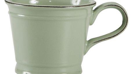 Zelený keramický hrnek T&G Woodware Pride Of Place,300ml