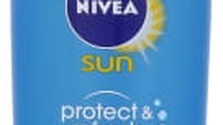 Nivea Sun Protect & Refresh SPF30 200 ml opalovací přípravek na tělo pro ženy