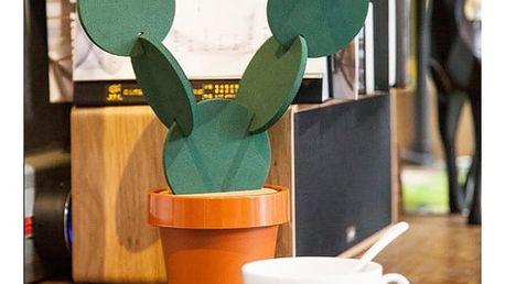 Kreativní podtácky Kaktus