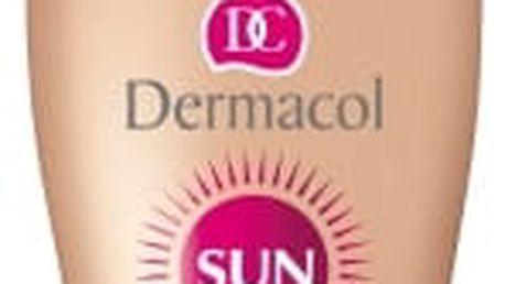 Dermacol Sun Milk Spray SPF6 200 ml opalovací přípravek na tělo voděodolná pro ženy