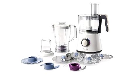 Kuchyňský robot Philips HR7762/00 bílý + Doprava zdarma