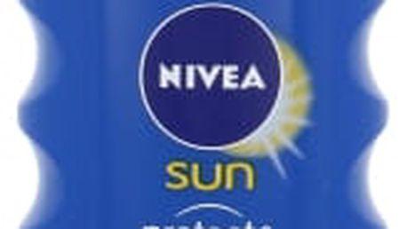 Nivea Sun Protect & Moisture SPF15 200 ml opalovací přípravek na tělo pro ženy