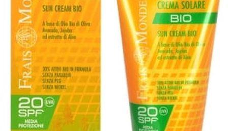 Frais Monde Sun Cream SPF20 150 ml opalovací přípravek na tělo pro ženy